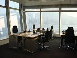 idea kong officefinder. international commerce room of business center double workstations extraordinary harbour view abundant natural light idea kong officefinder l