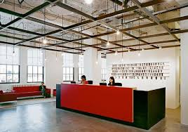 industrial office space. Modern Industrial Office Space