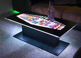 coffee tables with lights led coffee tables nightclub bar lounge furniture light up tables coffee table coffee tables with lights interactive led