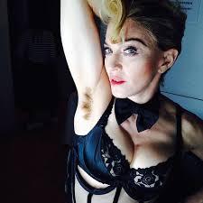 Alyssa armpit hairy milano