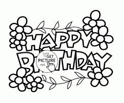 happy birthday coloring pages to print new coloring pages for your dad copy happy birthday coloring