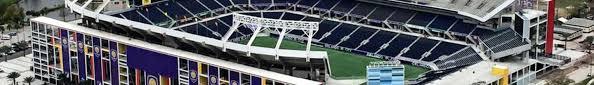 Citrus Bowl Seating Chart Football Citrus Bowl Tickets Vivid Seats