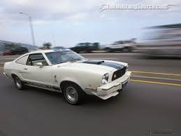 Ford Mustang: 1974-1978, 2nd generation | AmcarGuide.com ...