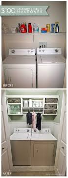 3 the laundry closet that makes you want to wash your clothes