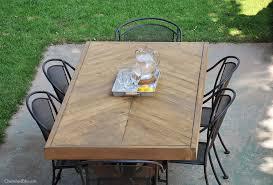 diy farmhouse table 3