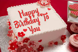 Text Birthday Cake Online