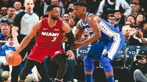 Philadelphia 76ers vs Miami Heat ...
