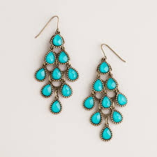 turquoise chandelier earrings turquoise chandelier earrings turquoise chandelier