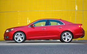 2013 Chevrolet Malibu 2.5-Liter First Drive - Motor Trend
