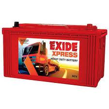 Exide Automotive Battery Application Chart Exide Xpress Hcv Heavy Duty Truck Battery