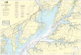 Chesapeake Bay Chart Book Bluewater Books Charts Noaa 12274 Head Of Chesapeake Bay