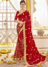 Best Saree Design For Wedding Best Designer Saree For Wedding