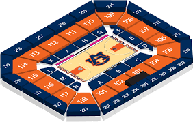 Auburn Jordan Hare Seating Chart Online Ticket Office Seating Charts