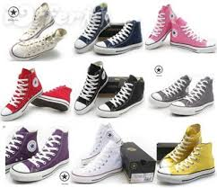 converse shoes colors. you can buy converse shoes at sports stores in the mall such as sport station and planet sport. colors
