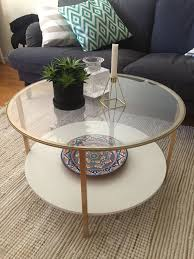 Shop furniture, lighting, storage & more! Vittsjo Round Coffee Table Hack Collection A04c413dbd28a B9aa97 2448 3264 Round Coffee Tables Round Glass Coffee Table Ikea Coffee Table Coffee Table Ikea Hack