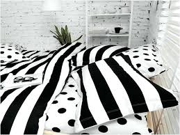 polka dot bedding sets black and white queen twin bed sheets polka dot bedding
