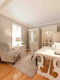 feminine office decor. great use of details for feminine office would prefer that the lower bookcases be pullout decor
