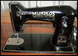 Original Victoria Sewing Machine