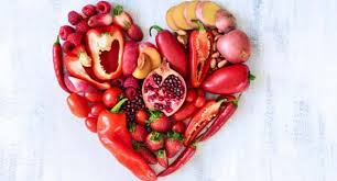 fruit and vegetables heart. Contemporary Vegetables Red Heart Doesnu0027t Matter What Your Favourite Colour Is But Here Is A  Reason Why Should Make Place For RED In Life Red Fruits And Vegetables Are  And Fruit Vegetables Heart R