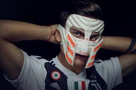 Adidas Creates Adidas Copa 19 Mask For Paulo Dybala - Footy Headlines