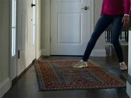 small rug sliding how to keep rugs from stop slipping on wooden floors choose the right how to keep area rugs from slipping