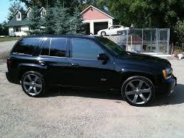 Blazer black chevy trailblazer : tbss1121 2006 Chevrolet TrailBlazer Specs, Photos, Modification ...