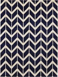 splendid navy zig zag rug marvelous design navy chevron rugs ideas