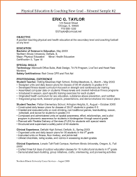 Coaching Resume Example Examples Of Resumes
