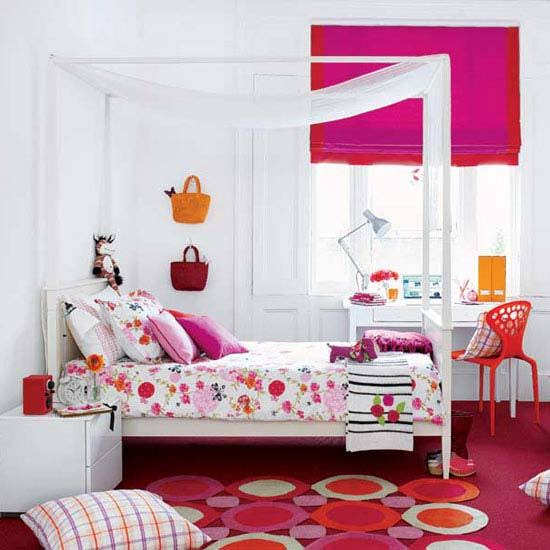 dream house bedroom for teenage girls
