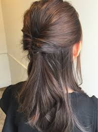 ストレートヘアならではの魅力をアレンジにも生かす方法10選hair