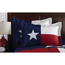 mainstays texas star bed in a bag coordinating bedding set twin twin xl com