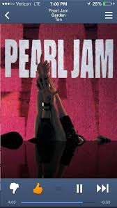 pearl jam garden pandora