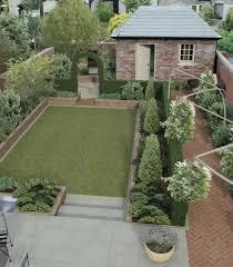 Small Picture Back Garden Design Ideas racetotopCom