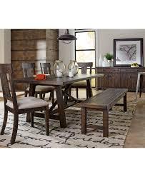 Macys Living Room Furniture Ember Dining Room Furniture Collection Dining Room Collections