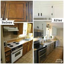 Kitchen Remodeling Before And After Kitchen Makeovers Before And After Small Kitchen Remodeling New