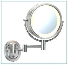 magnified mirror lighted magnifying mirror best wall mounted with magnified makeup magnifying mirror 15x magnification
