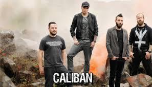 Resultado de imagem para CALIBAN - Paralyzed