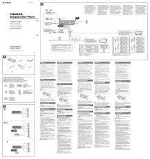 sony fm am compact disc player wiring diagram sony sony cdx fw570 wiring diagram wiring diagram schematics on sony fm am compact disc player wiring