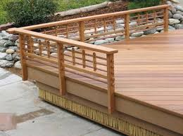 Deck Railing Ideas Wooden Deck Railing Ideas Deck Railing Ideas