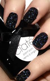 New Nail Trend Alert: Behold the Caviar Manicure - Fashionista