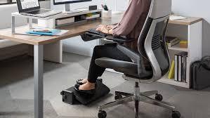 footrest ergonomic desk support steelcase intended for foot rest decor 1