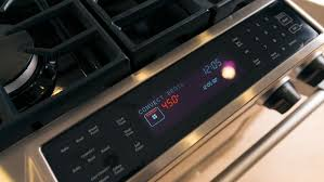 kitchenaid kdrs407 review food from this imposing oven speaks louder than its cook times cnet