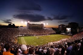 Vanderbilt University Football Stadium Seating Chart Vanderbilt Stadium Is Home To The Vanderbilt University