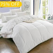 balichun luxury hotel collection 1800 series down alternative comforter hypoallergenic quilted duvet insert with corner