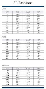 Dillards Junior Size Chart Brand Name Plus Size Charts