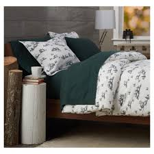 hunter green bedspread occupiedoaktrib pinzon com pinzon lightweight cotton flannel duvet cover full