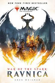 War of the Spark: Ravnica (Magic: The Gathering) eBook de Greg Weisman -  9781984817938   Rakuten Kobo Brasil