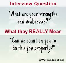 what is your weakness interview question the top 3 interview questions you should be able to answer
