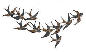 metal bird wall decor you ll love in