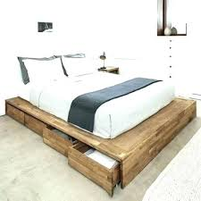 diy king platform bed with storage. Twin Platform Bed With Storage Diy Headboard  . King